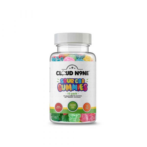 Cloud N9ne CBD Gummies