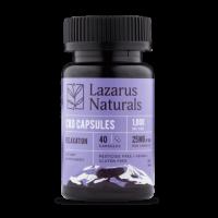 Lazarus Naturals Relaxation CBD Capsules