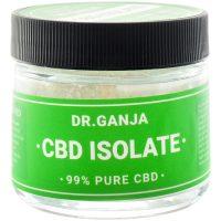 99% Pure CBD Isolate Powder Derived from Hemp 7 grams