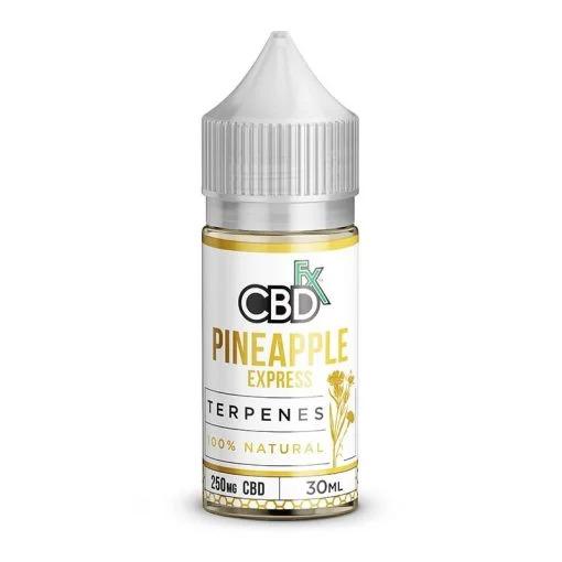 CBDfx Vape Juice Pineapple Express Terpenes