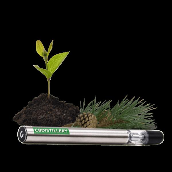 CBDistillery CBD Vape Pen Gorilla Glue #4 CBD Vape Pen 200mg