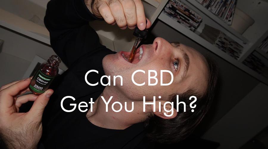 Can CBD Get You High?