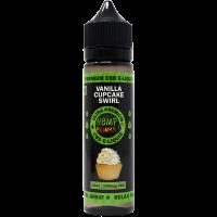 Hemp Bombs CBD E-Liquid Vanilla Cupcake Swirl