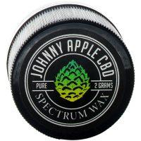 Johnny Apple CBD Broad Spectrum Wax