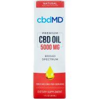 cbdMD CBD Oil Tincture 1500mg 30ml