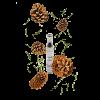 CBDistillery CBD Vape Cartridge Gorilla Glue #4 200mg
