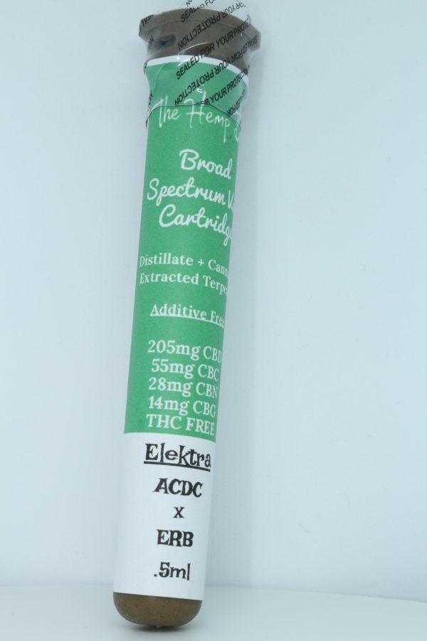 The Hemp Barn CBD Distillate Vape Cartridge Elektra