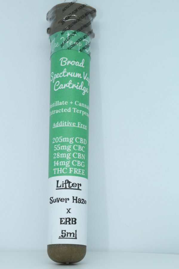 The Hemp Barn CBD Distillate Vape Cartridge Lifter