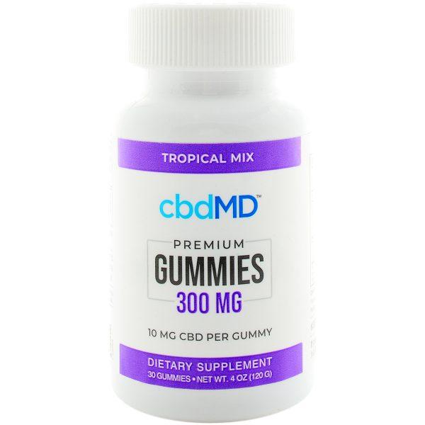 cbdMD Gummies 300mg 30ct