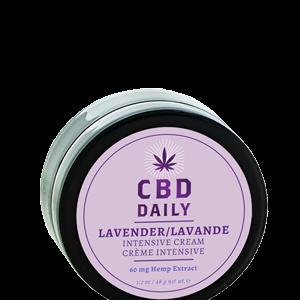 CBD Daily Intensive Cream Lavender