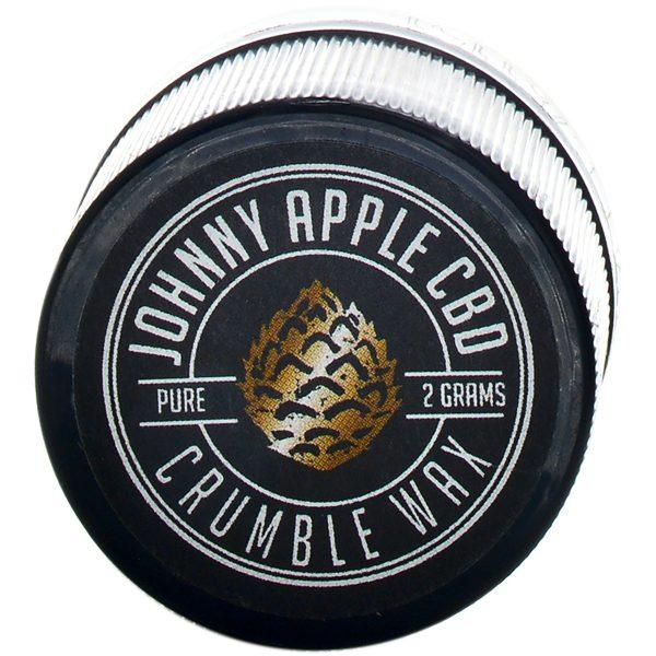 Johnny Apple CBD Crumble Wax