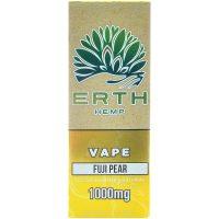 Erth Hemp CBD Vape Juice Fuji Pear 1000mg 30ml