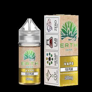 Erth Hemp CBD Vape Juice Fuji Pear