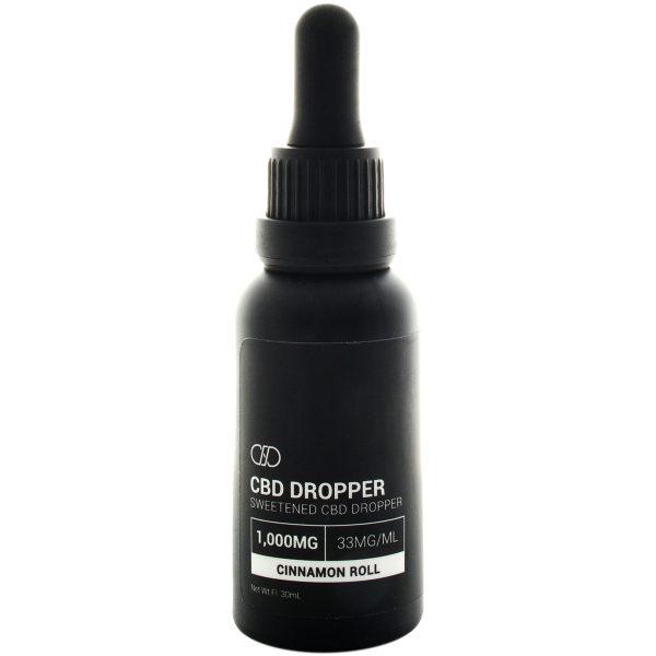 Infinite CBD Sweetened Dropper Cinnamon