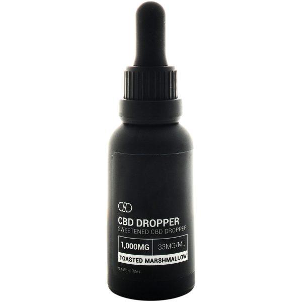 Infinite CBD Sweetened Dropper Toasted Marshmallow
