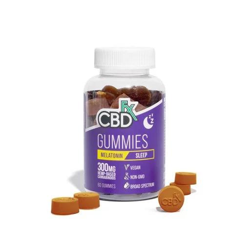 CBDfx Sleep Gummies