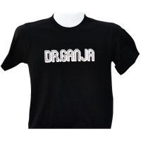 Dr.Ganja T-Shirt Black