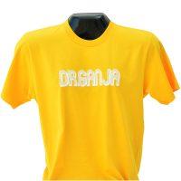 Dr.Ganja T-Shirt Yellow