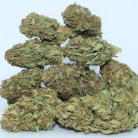 DrGanja Frosted Kush CBD Hemp Flower