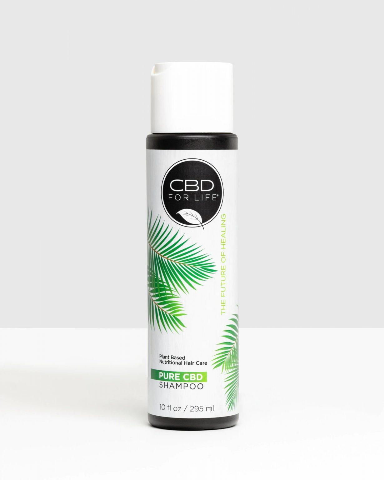 CBD For Life Pure CBD Shampoo