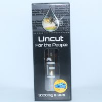 CBD For The People Uncut CBD Wax Cartridge Blue Cheddar 1000mg 30% CBD