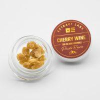 Extract Labs CBD Crumble Cherry Wine