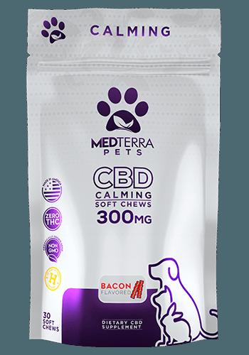 Medterra CBD Pet Calming Chews