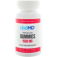 cbdMD CBD Gummies 1500mg 30ct