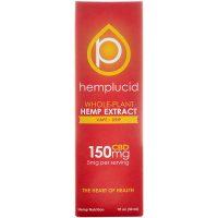 Hemplucid Full spectrum CBD Vape Liquid 150mg 30ml