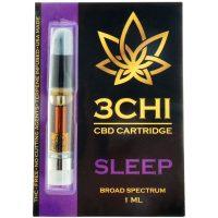 3Chi CBD Vape Cartridge Sleep