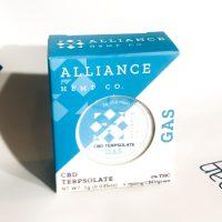 Alliance Hemp Co Terpsolate Gas