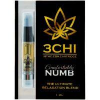 3Chi Comfortably Numb Vape Cartridge 1ml