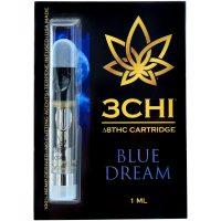 3Chi Delta 8 Vape Cartridge Blue Dream 1ml