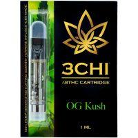 3Chi Delta 8 Vape Cartridge OG Kush 1ml