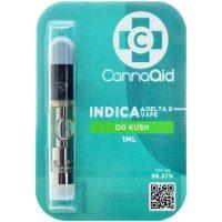 Cannaaid Delta 8 Vape Cartridge OG Kush 1ml