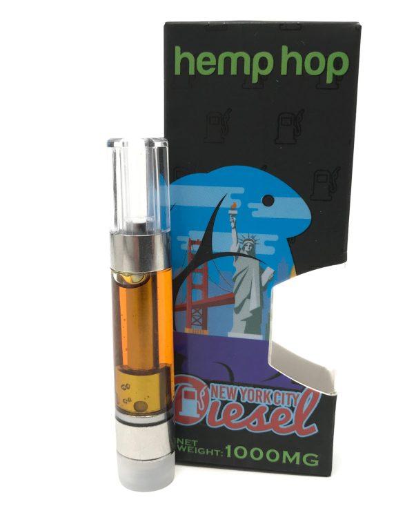 Hemp Hop CBD Distillate Vape Cartridge NY CBDiesel