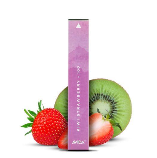 Avida CBD Vape Pen Chilled Kiwi Strawberry