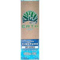 Erth Hemp CBD Oil Tincture THC Free 1000mg 30ml