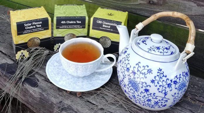 Buddha Teas CBD Matcha Green Tea Review