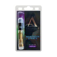 Triangle Trading Co Delta 8 THC Vape Cartridge Northern Lights 1ml