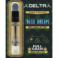 8Delta8 Vape Cartridge Blue Dream 1ml