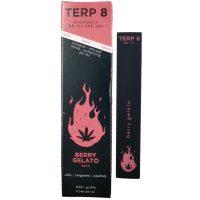 Terp 8 Delta 8 THC Vape Pen Berry Gelato
