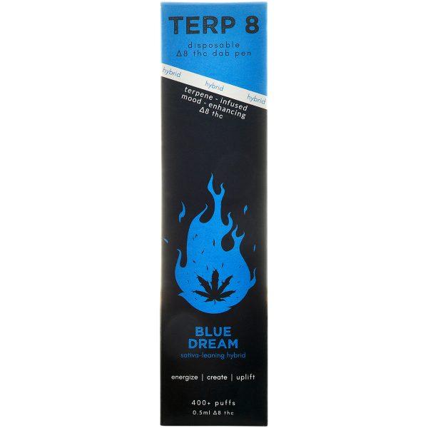 Terp 8 Delta 8 Vape Pen Blue Dream