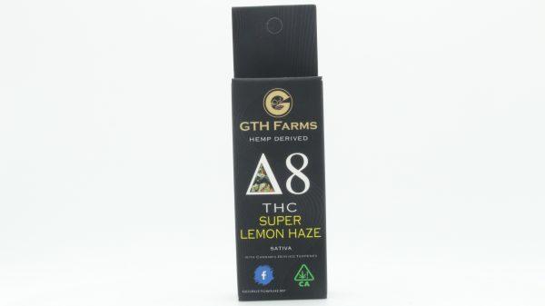 Georgetown Hemp Delta 8 Vape Cartridge Super Lemon Haze 1ml