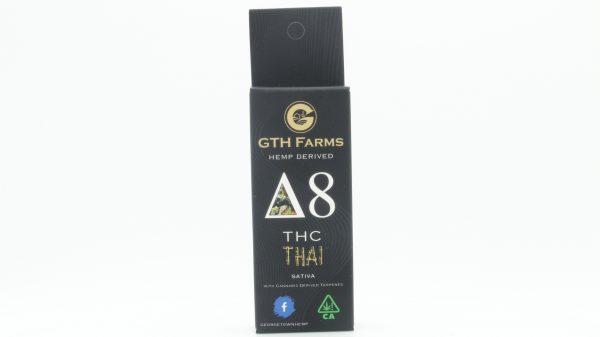 Georgetown Hemp Delta 8 Vape Cartridge Thai 1ml