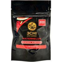 3Chi Delta 8 Gummies Watermelon 400mg 16ct