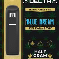 8Delta8 Vape Pen Blue Dream