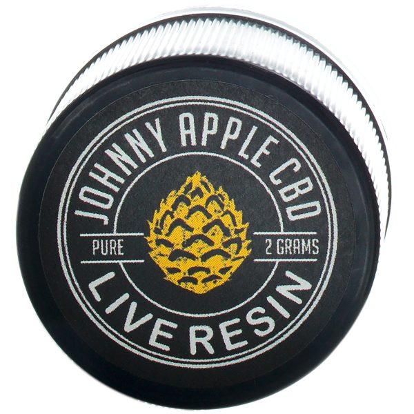 Johnny Apple CBD Live Resin