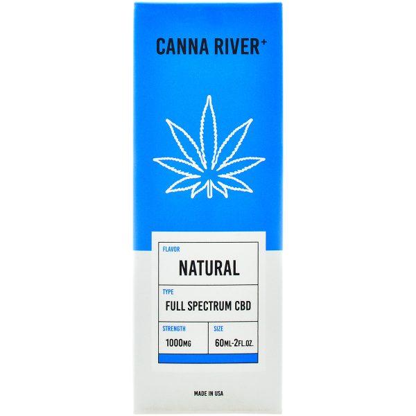Canna River Full Spectrum CBD Oil 1000mg 60ml
