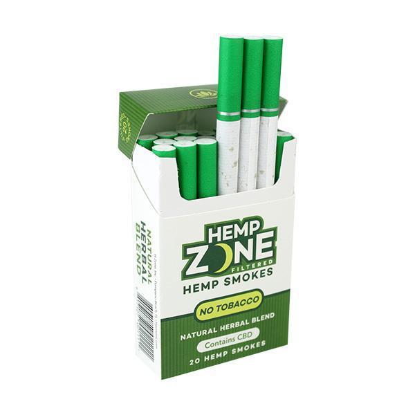 Hemp Zone Smoke Natural
